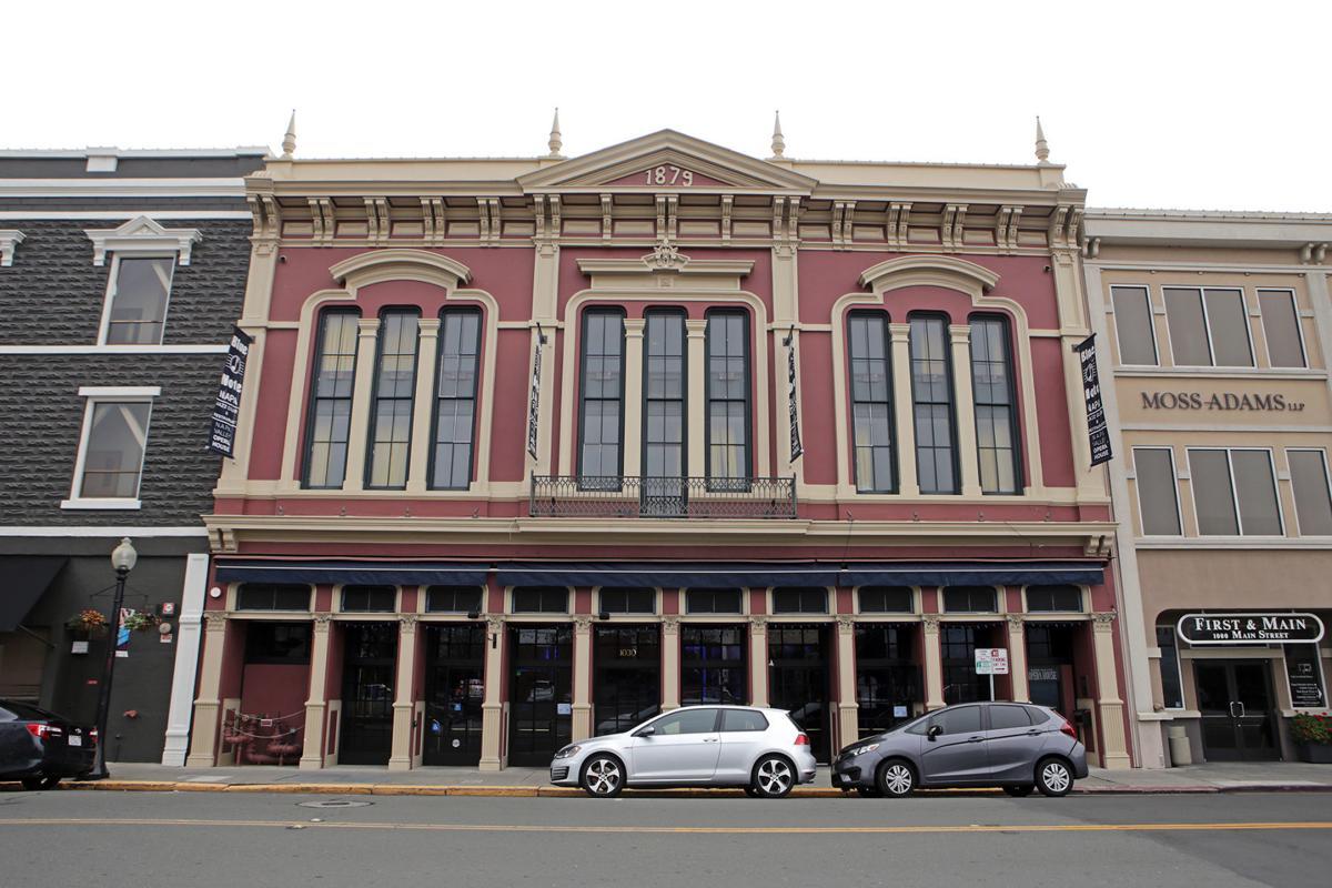 Napa Valley Opera House (copy)