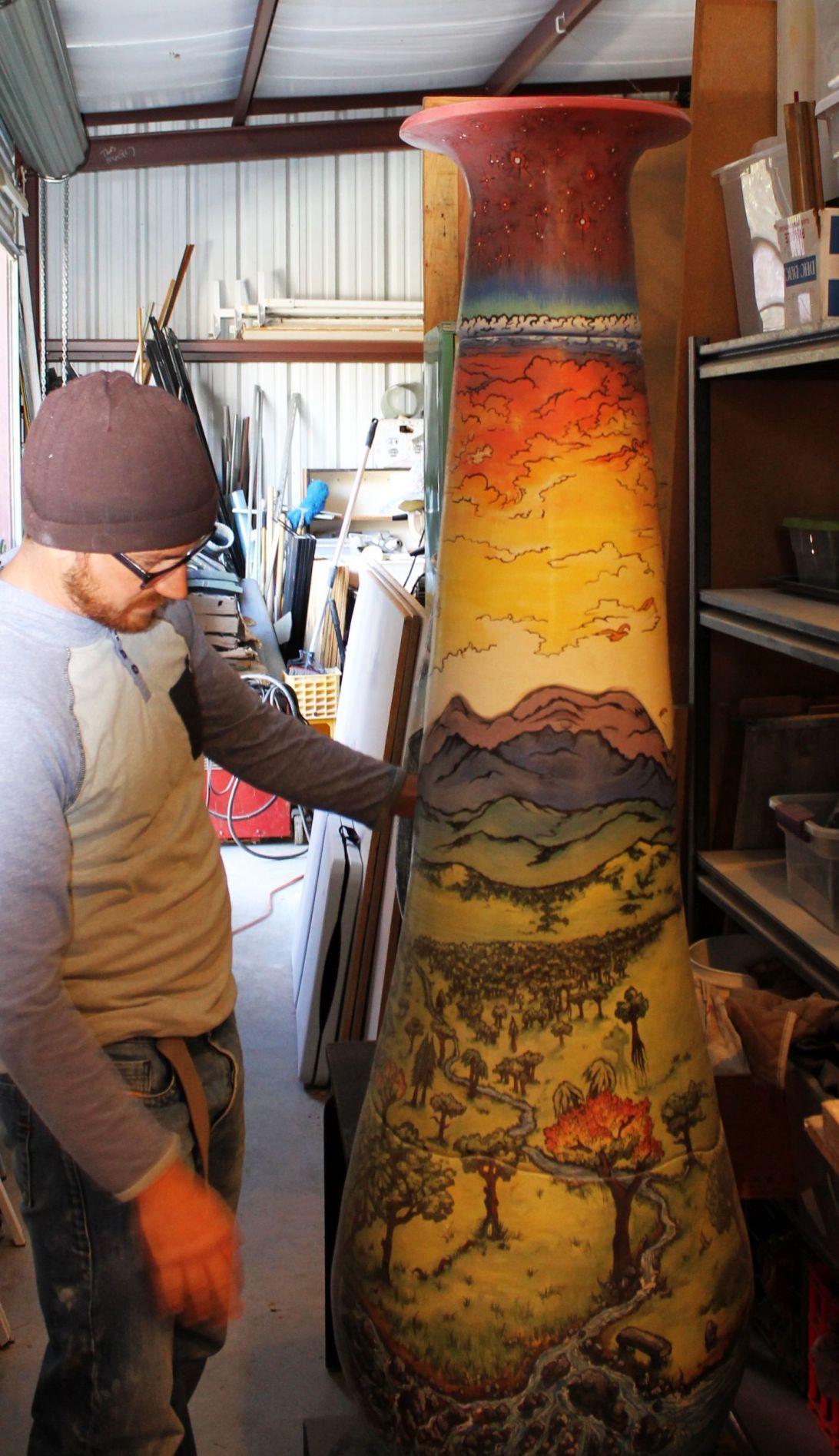 Studio adventures at NBC Pottery