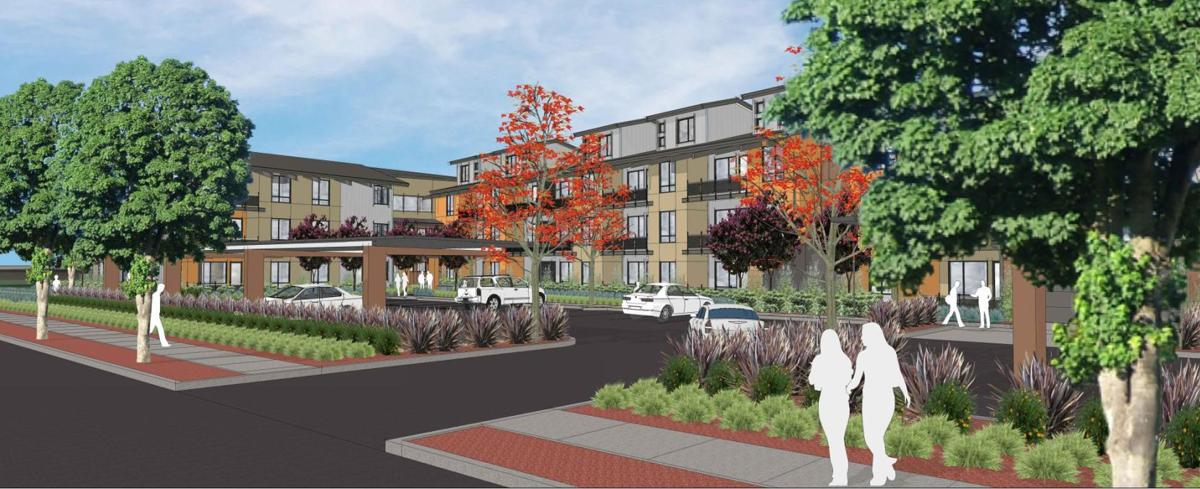The Gasser Foundation, in conjunction with developer Burbank Housing, announced plans to build a 50-unit affordable housing development in South Napa