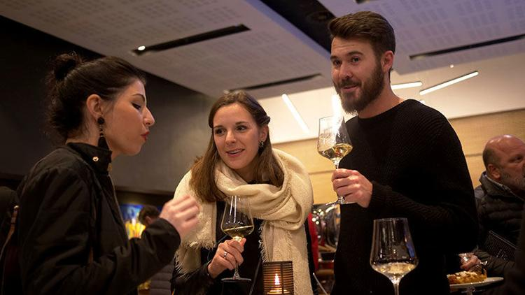 The Napa–Swiss Connection