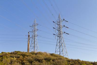 Power Line Towers California