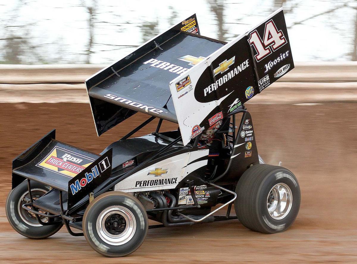 Tony stewart sprint car