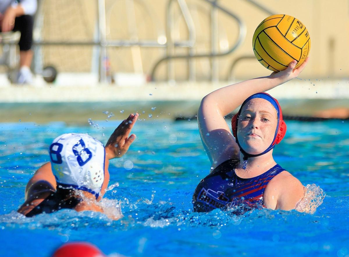 Justin-Siena Braves vs. Napa High Grizzlies Varsity Girls Water Polo