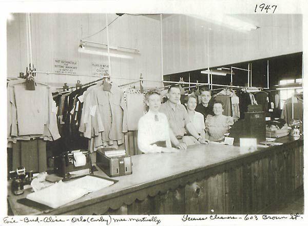 Greene's Cleaners celebrates 100 years