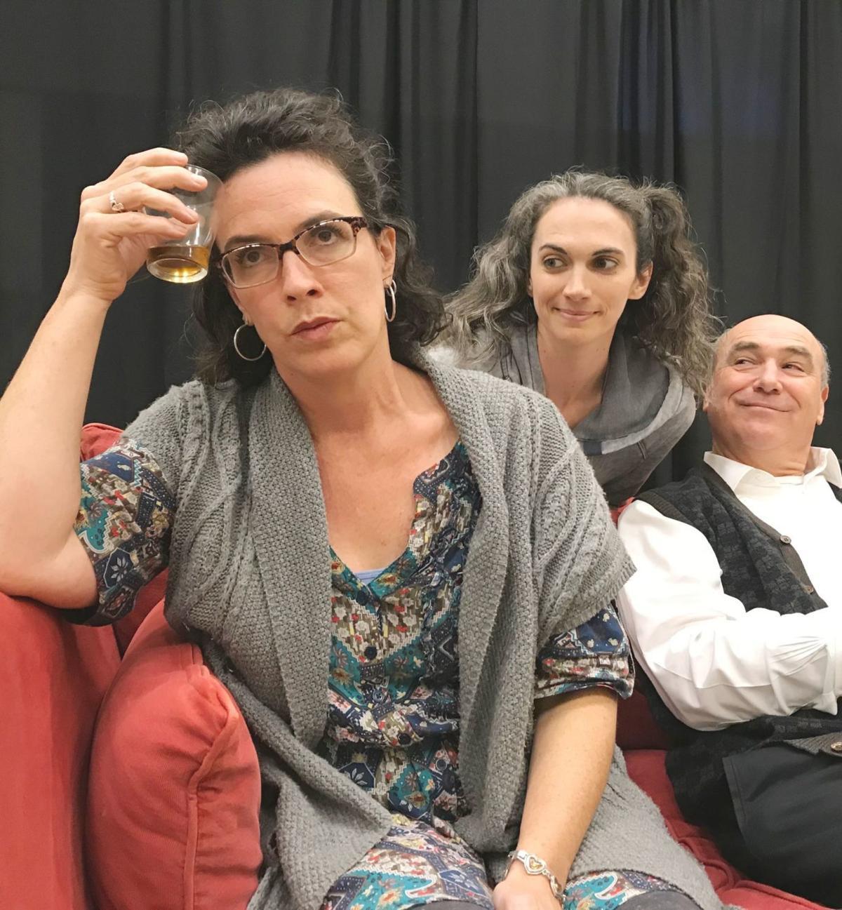 Megan Whyte, Alexis Forni, Fred Ireland