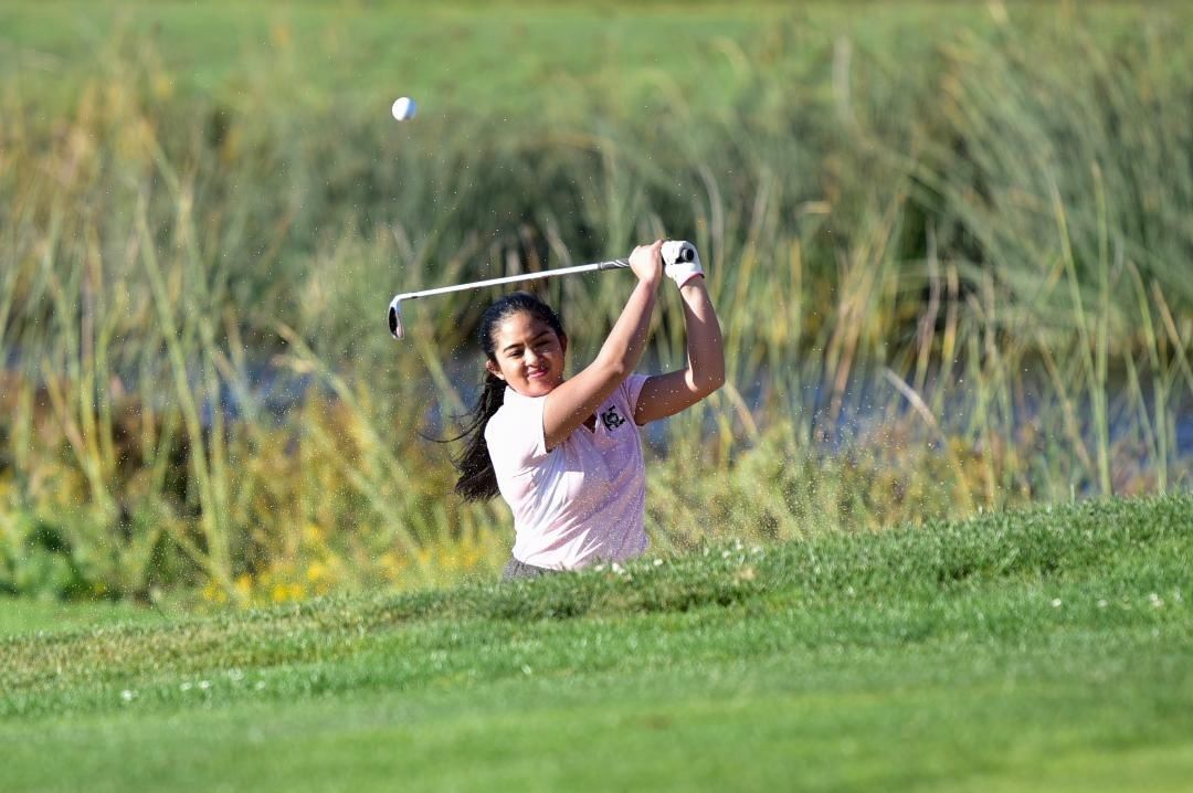 American Canyon High girls golf