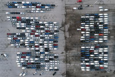 Autos-Plant Shutdowns