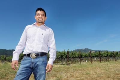 A dream realized: Family inspires viticulturist to start ...