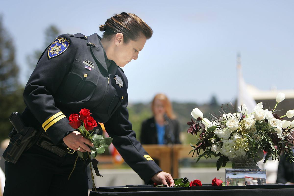 Napa Law Enforcement Memorial