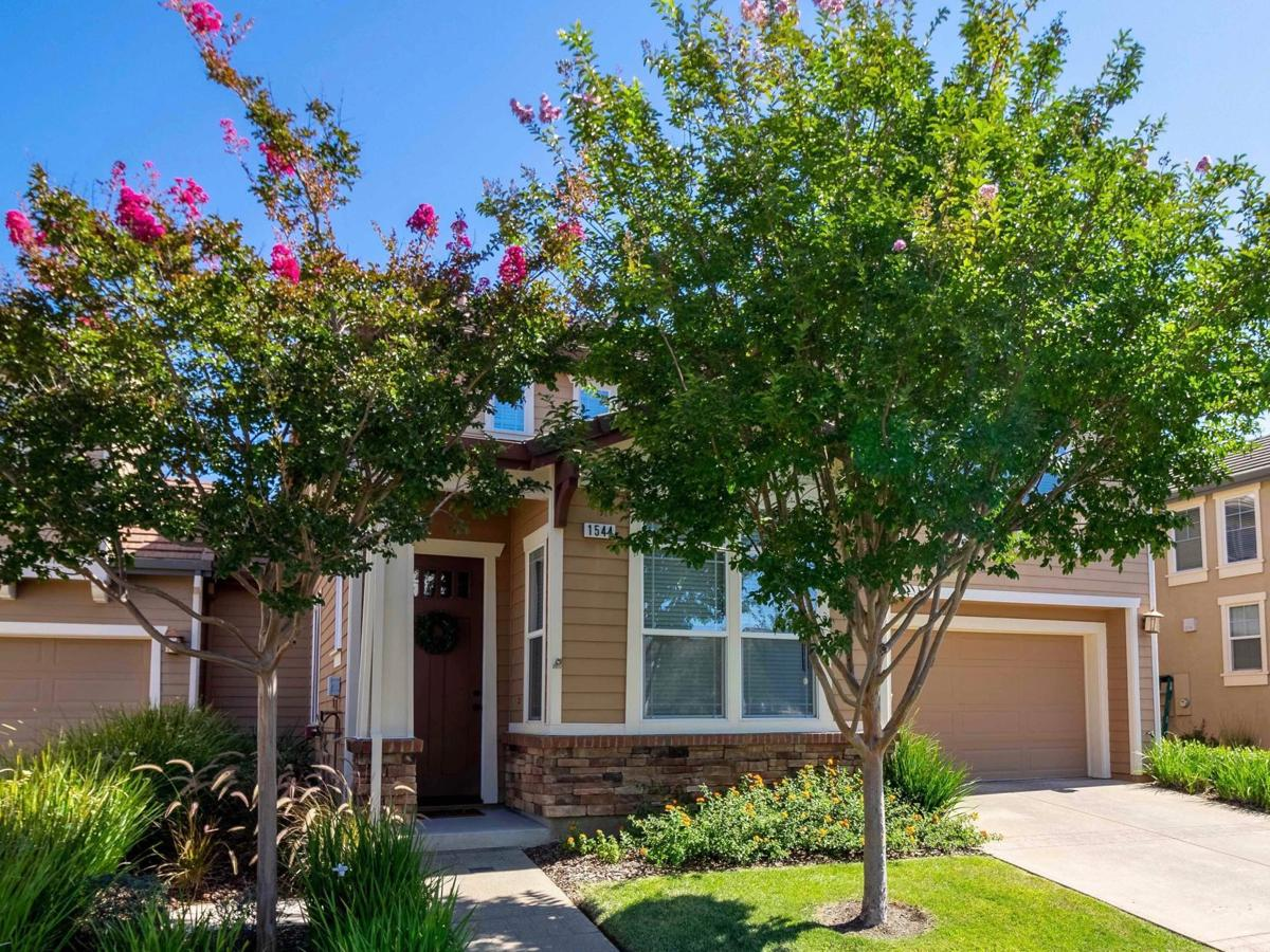 This Napa home, listed for $649,900, is located at 1544 Pear Tree Lane. It includes four bedrooms and three baths.