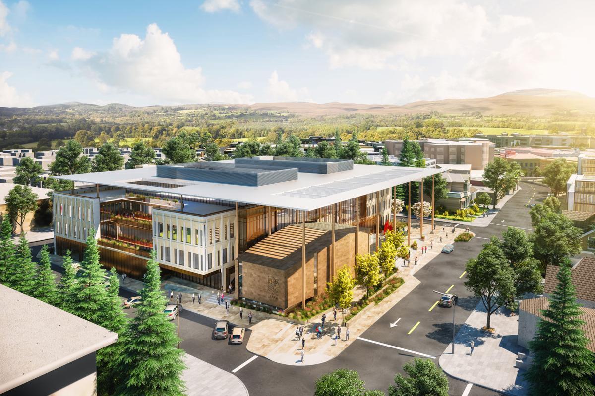 New Napa City Hall