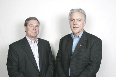 Tom Schrette and Alan Cash
