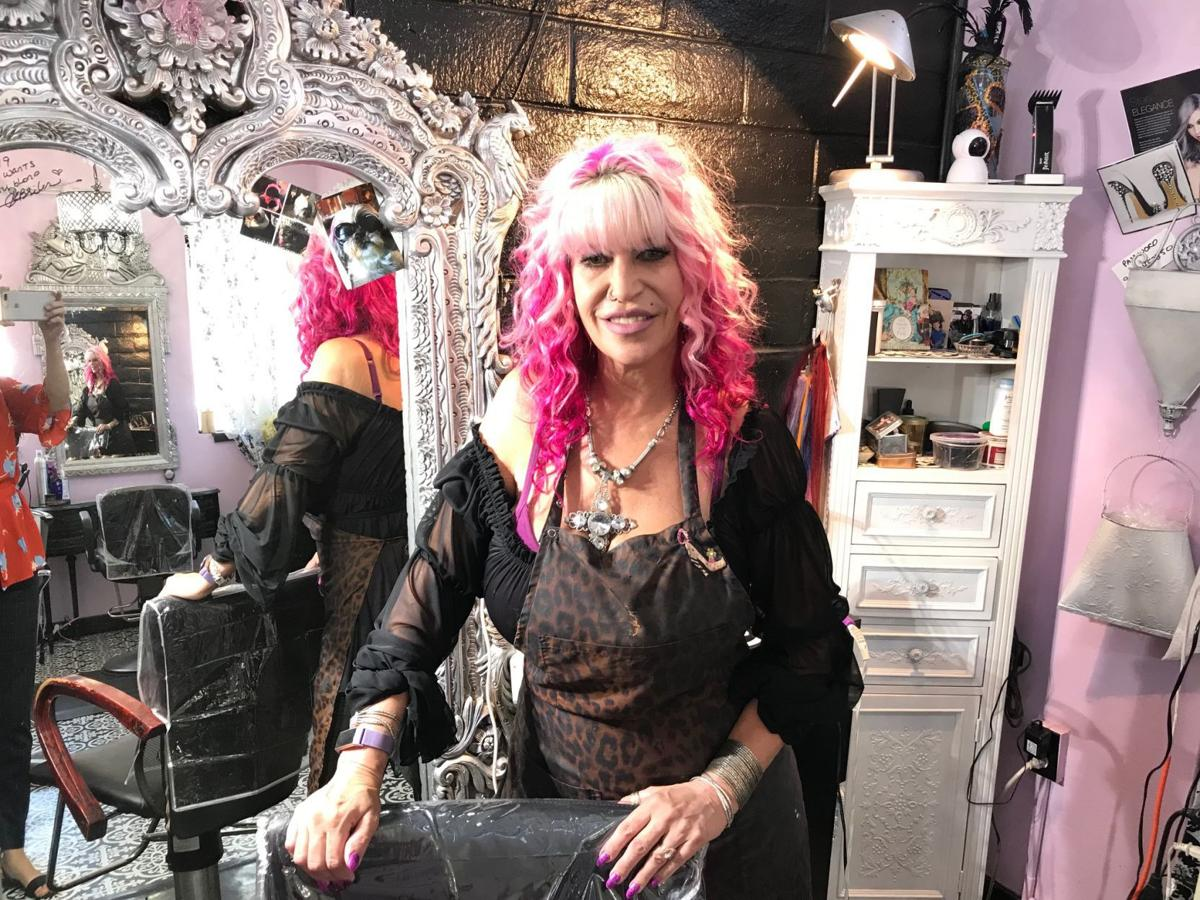 Stylist and owner Dixie Brink has opened Details with Dixie at 1624 Main St. in Napa.
