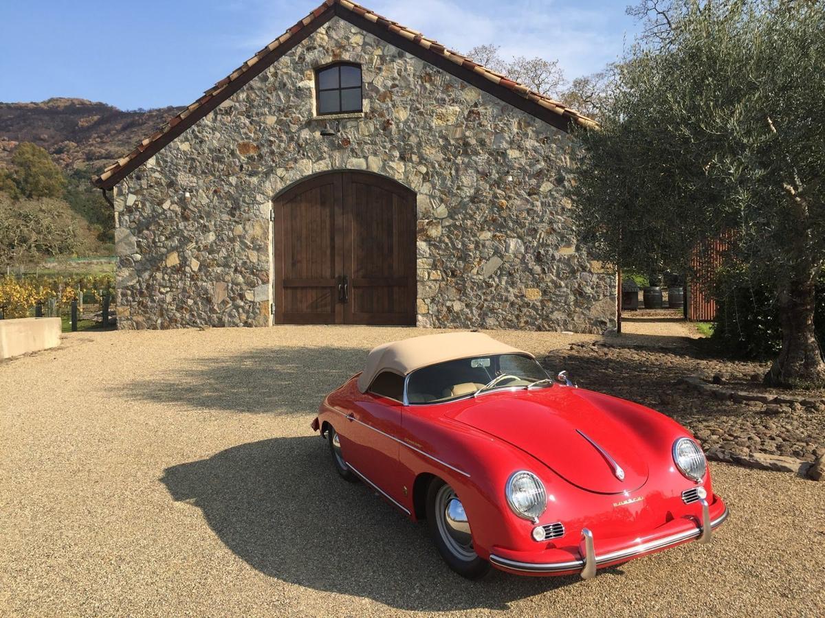 1955 Porsche Speedster