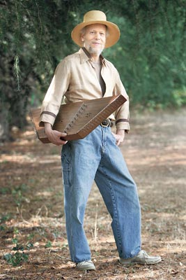 Cave musician David Auerbach