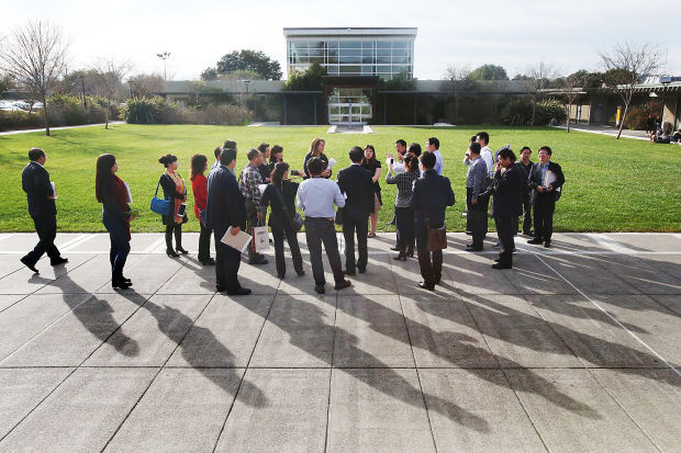 Napa Valley College woos students from China | Local News