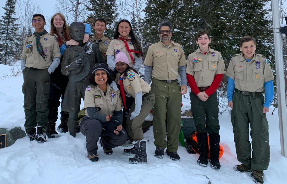 Grapevine: American Canyon Scouts attend Okpik Winter Camping Program