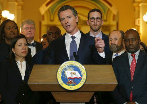 Things to know about California's death penalty