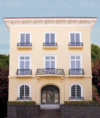Pink palace san francisco