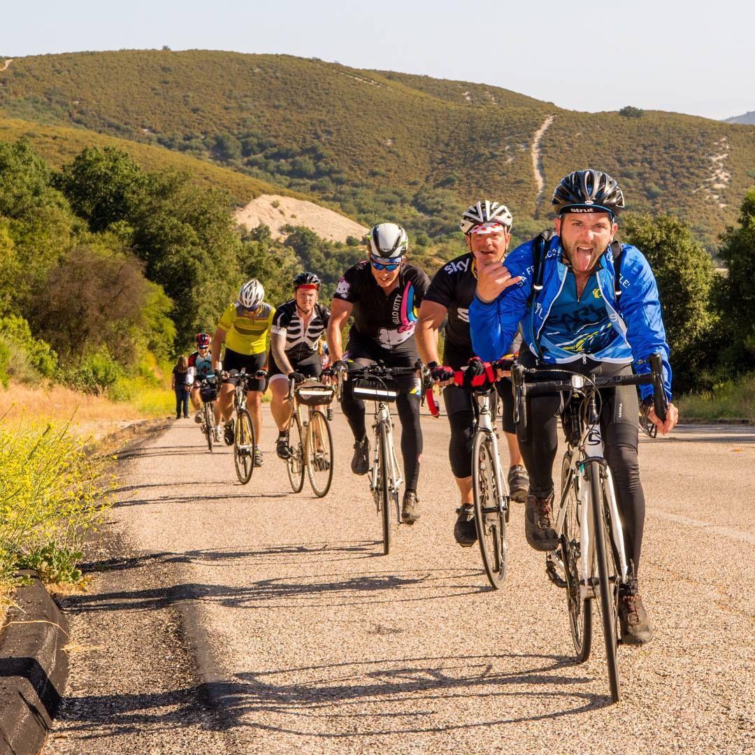 2018 AIDS/LifeCycle bike ride