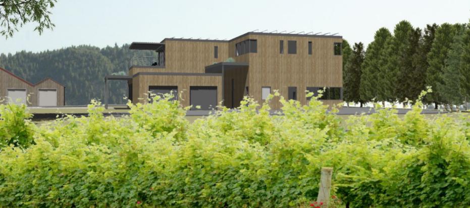 Alta Napa Valley Vineyards winery