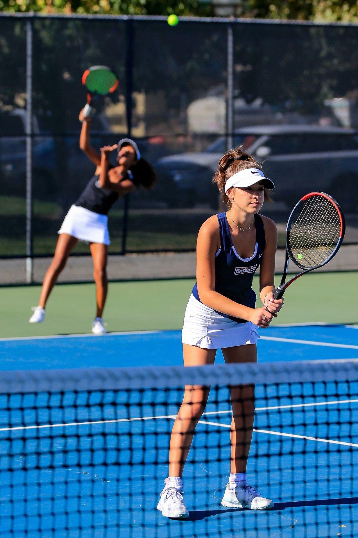 Justin-Siena vs. American Canyon Varsity Girls Tennis