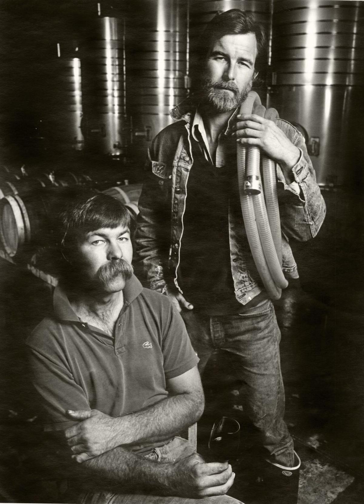 Stu and Charles Smith