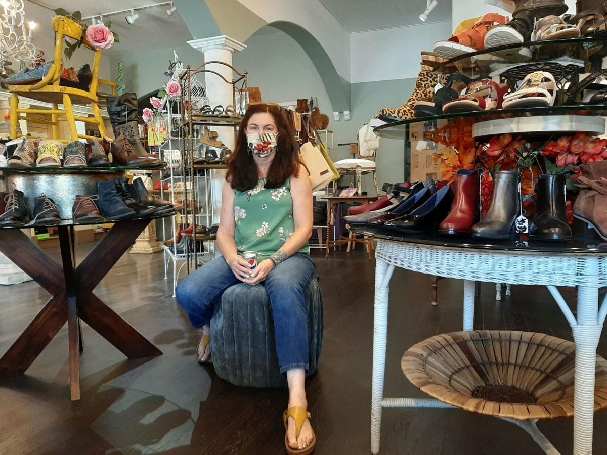 Azusa shoe store