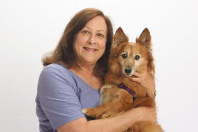 Lenore Hirsch and Foxy