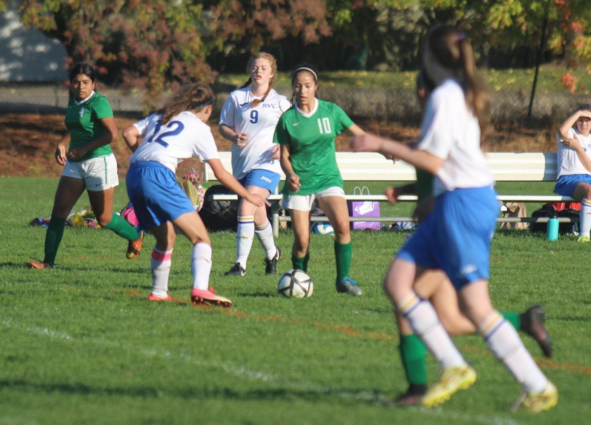 Calistoga High girls soccer