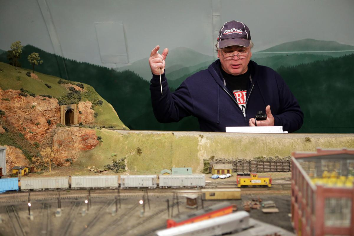 Model train club faces departure from Napa Valley Expo