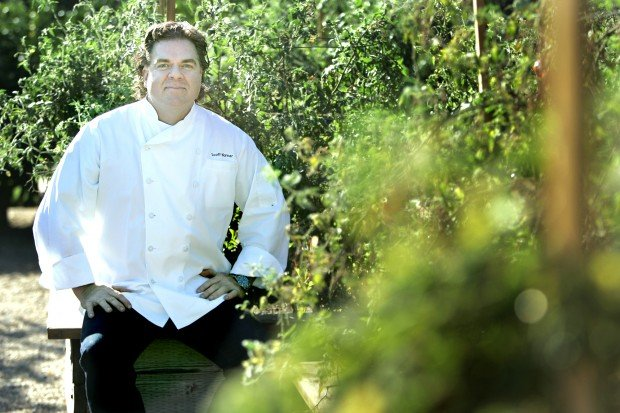 Warner is Bistro Don Giovanni\'s executive chef - and head gardener ...