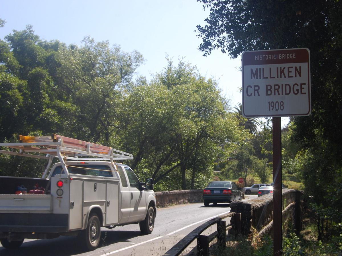 Milliken Creek Bridge