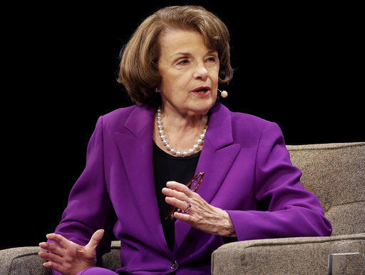 Leader of California Senate to challenge US Sen. Feinstein