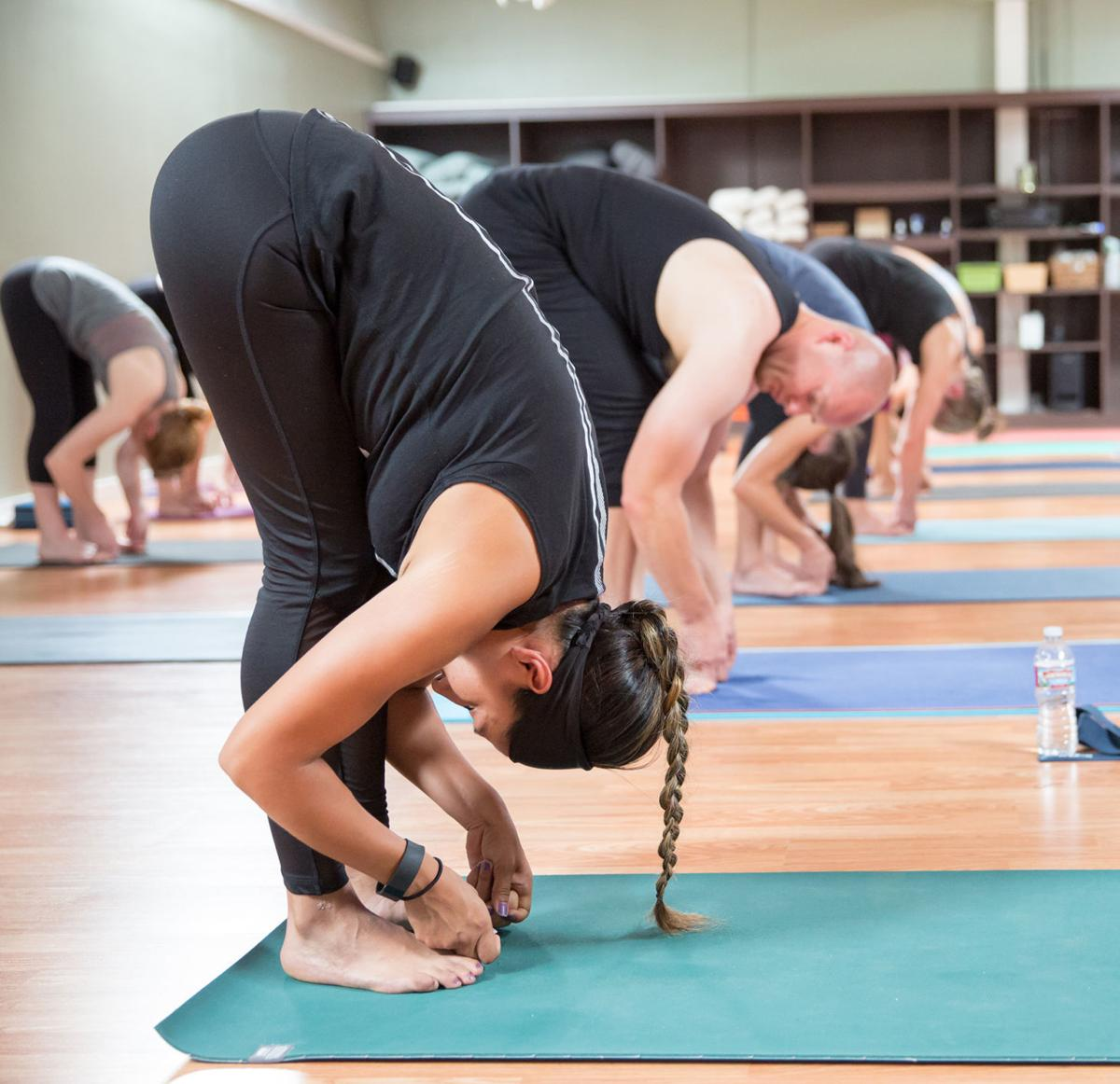 Napa Valley Yoga Center Aims To Build Community Business Napavalleyregister Com
