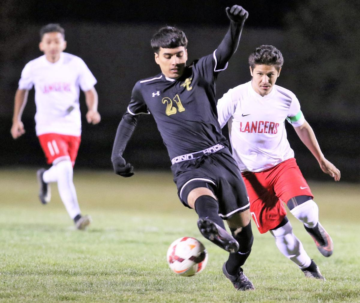 American Canyon High boys soccer