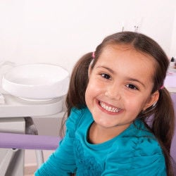 Young Girl Dental