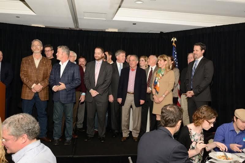 Chamber Awards ceremony