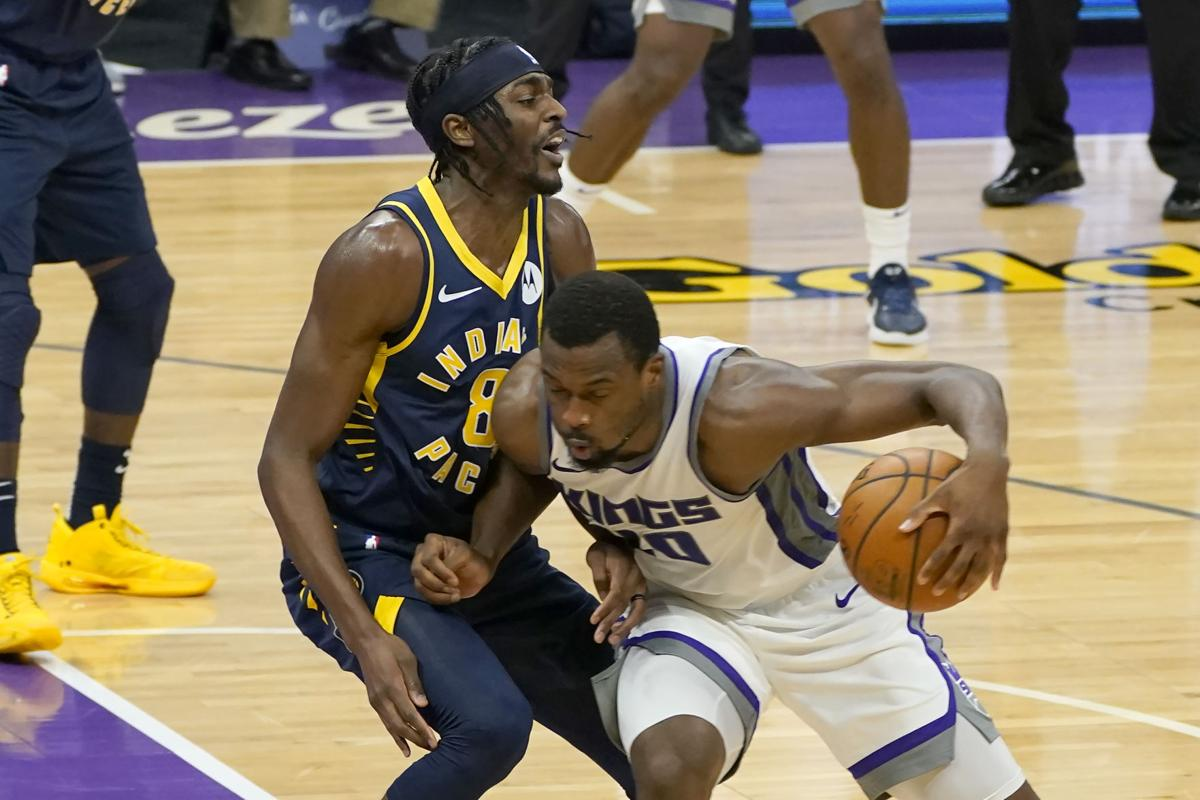 Pacers Kings Basketball