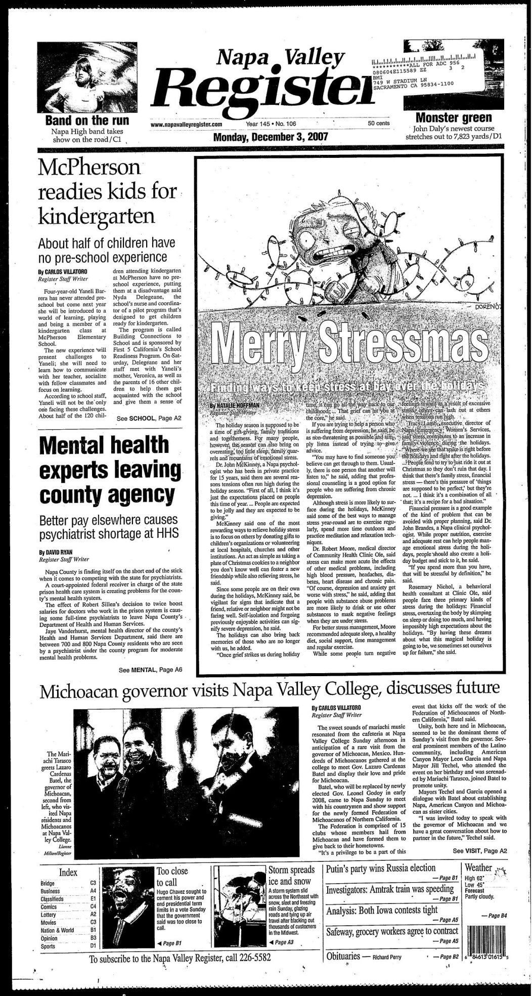Dec. 3, 2007