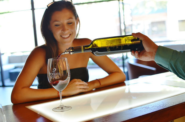 Millennial wine customers