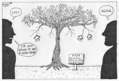 Roberto Tinoco editorial cartoon
