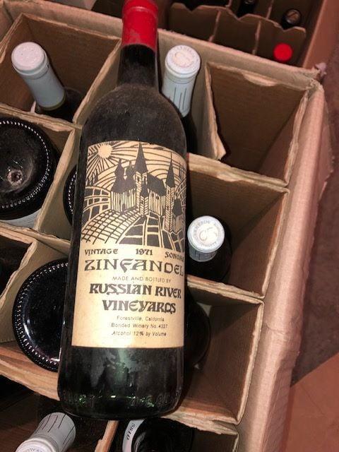 Trader Joe wine