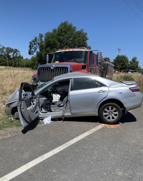 CHP crash