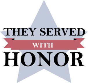 They Served With Honor logo