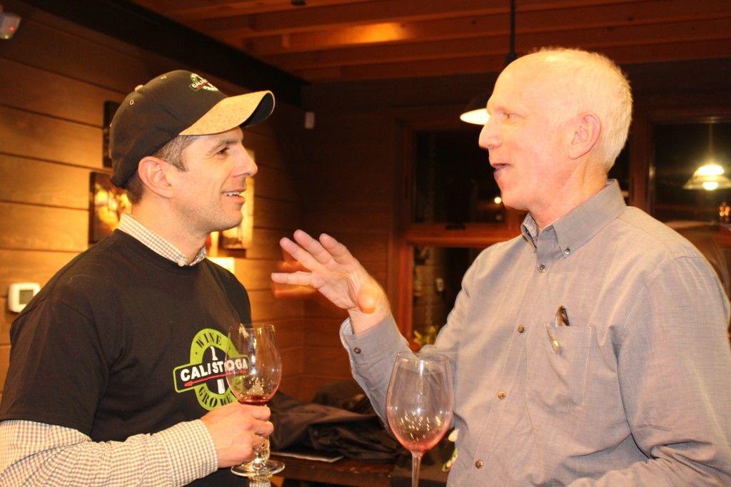 Calistoga Wine Growers