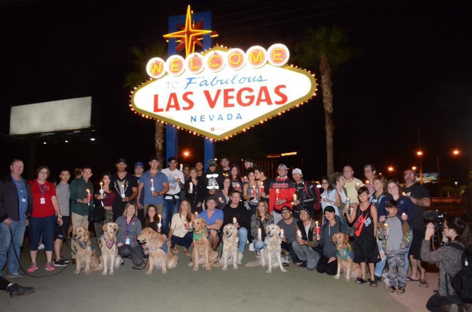 Napa comfort dogs responds to Las Vegas shooting