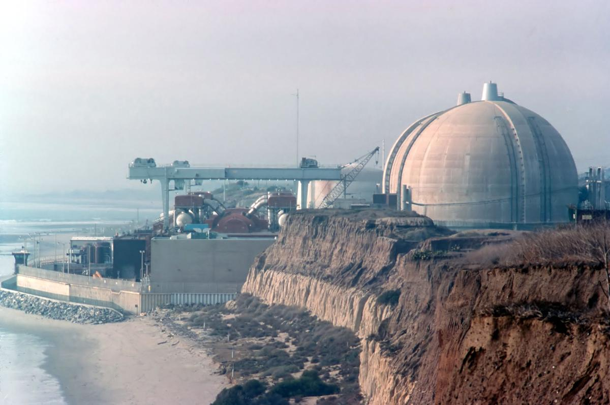 San Onofre Nuclear Power Station