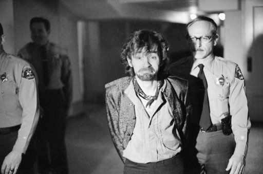 Charles Manson, whose cult slayings horrified world,
