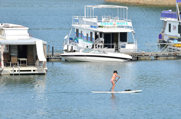 Memorial Day weekend at Lake Berryessa
